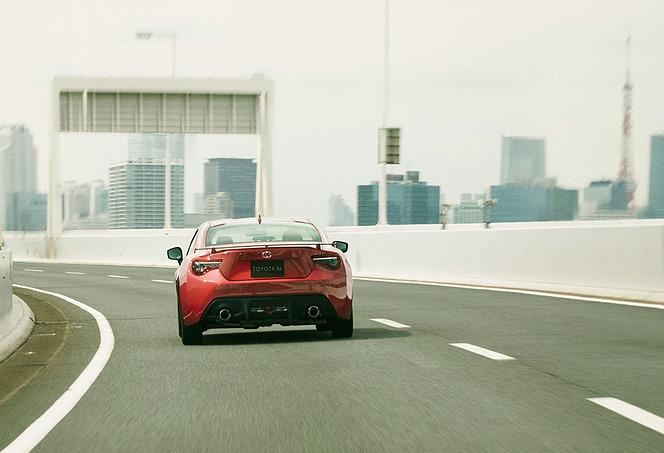 トヨタ 86 2017