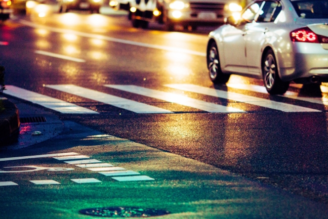 飲酒運転 夜間ドライブ