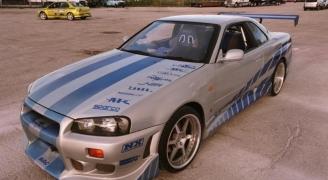 日産 BNR34 SKYLINE GT-R(1999年式)