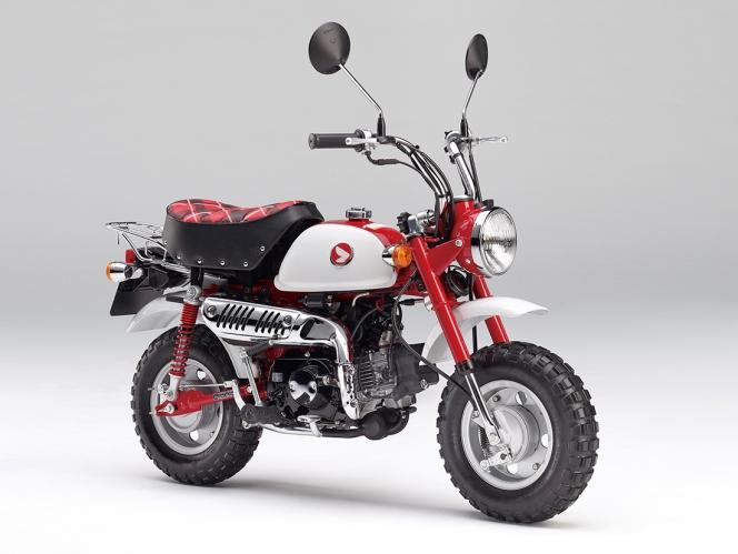 アヘッド Honda Monkey