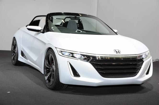 2013 Honda S660 Concept (2013 Tokyo Motor Show)