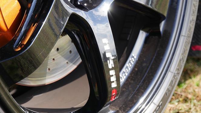 日産 GT-R NISMO R35