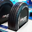ファルケン、東京オートサロン2019でオフロード向けタイヤ3種とハイエース専用タイヤを出展!