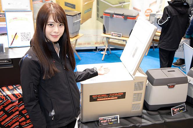 【ジャパンキャンピングカーショー2019】栗原祥光撮影