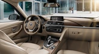 BMW・3シリーズのインテリア