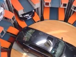 中国のブルジョアは違った!いつか自分の愛車も憧れのタワーガレージへ…【動画】