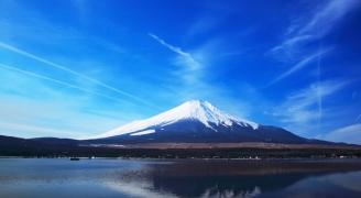 富士山の五大湖、河口湖・山中湖
