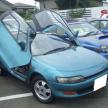 じつはガルウイングドアを持っていたトヨタ車。セラって、どんな車?