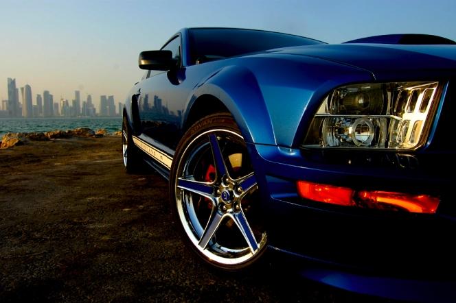 フォード・マスタングGT