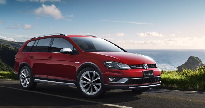 Golf Alltrack TSI 4MOTION