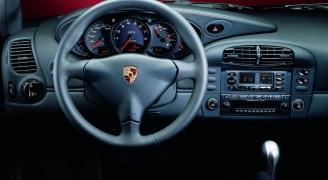 Porsche 911 GT3 インテリア