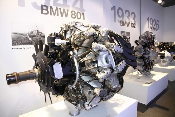 BMW 801D(航空機用空冷星型エンジン)