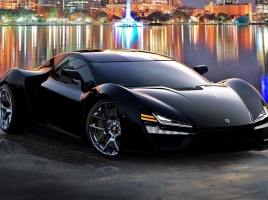 2000馬力、時速430km/hのスポーツカー「ネメシス」!