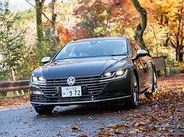 デザインだけでなく走りもスタイリッシュ!VW アルテオンの新グレード「エレガンス」試乗記
