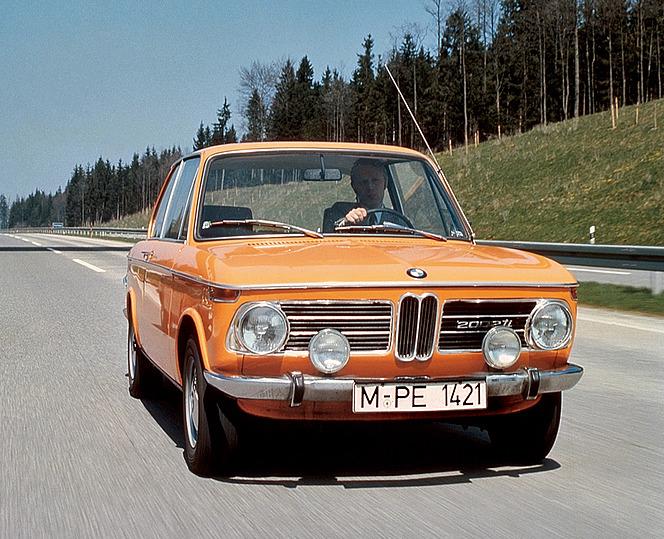 アヘッド BMW 2002ti