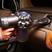年末だから車内を掃除! ~コードレス掃除機 「ダイソンDC62」