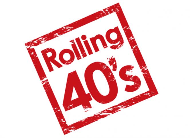 アヘッド ROLLING 40's