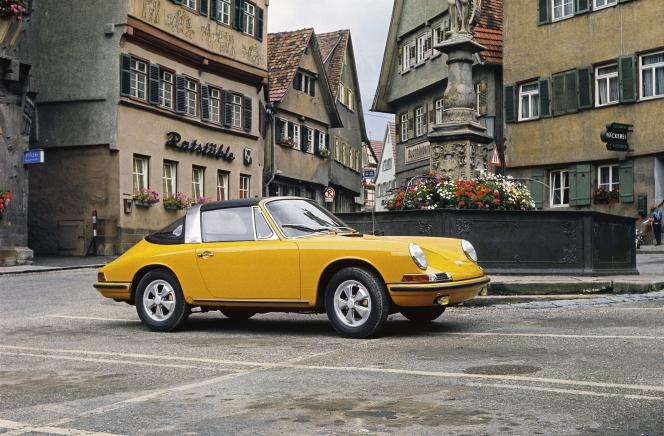 ポルシェ 911 S タルガ 1967