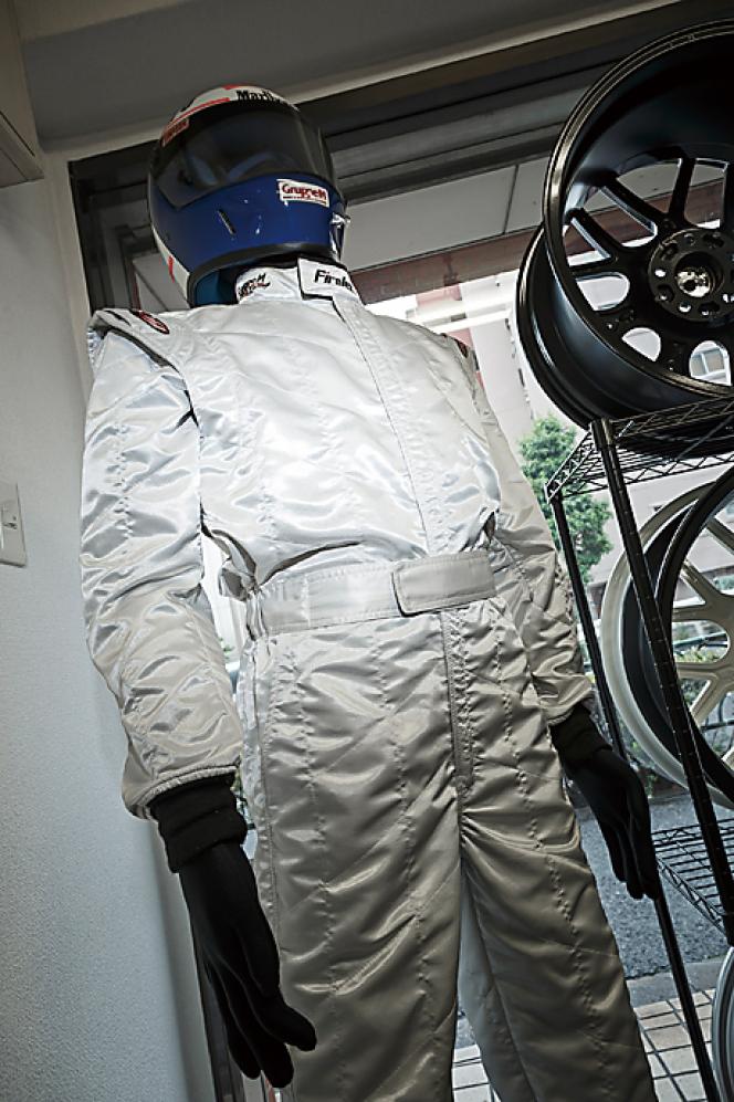 ahead レーシングスーツ