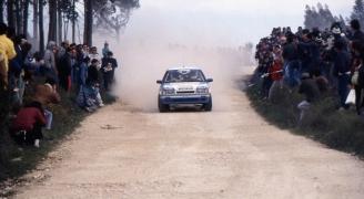 マツダ323(ファミリア)WRC