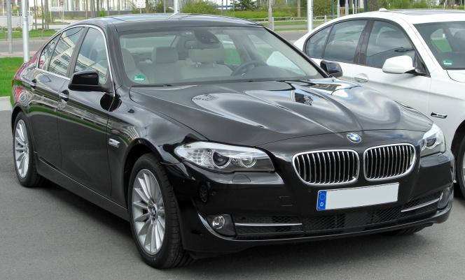 BMW6代目5シリーズ