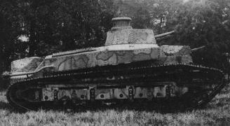 試製1号戦車