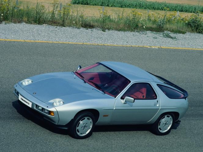 ポルシェ 928  / 928S (1980)