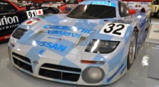 ニッサンR390 GT1