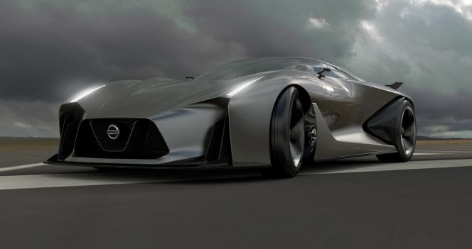 新型 日産GT-R