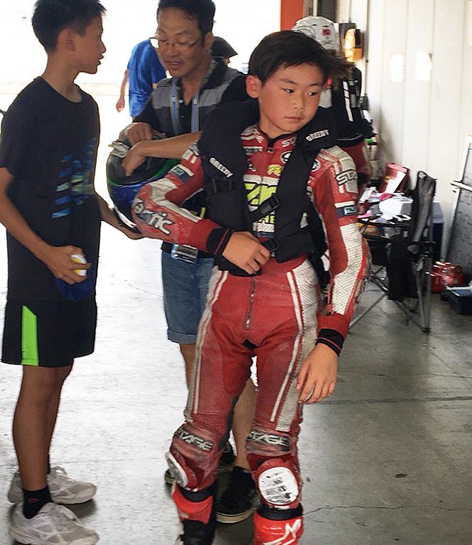 アヘッド 全日本ロードレース選手権第5戦