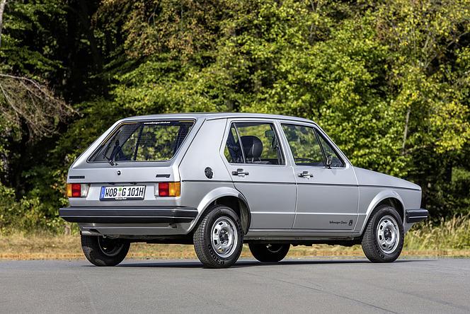 VW ゴルフ 初代
