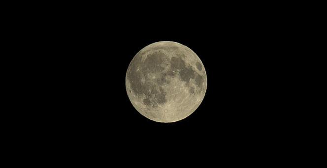 ランタン 天体観測