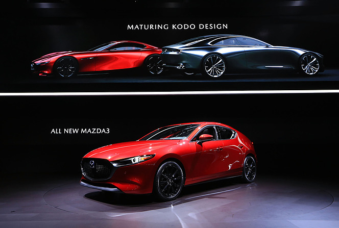 Mazda3 2018.11
