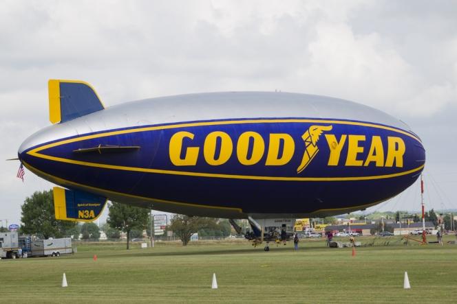 グッドイヤー 飛行船