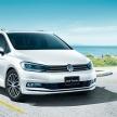 VWの7人乗りのコンパクトMPV…新型「Golf Touran(ゴルフ トゥーラン) ...