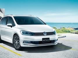 VWの7人乗りのコンパクトMPV…新型「Golf Touran(ゴルフ トゥーラン) 」の内容は?