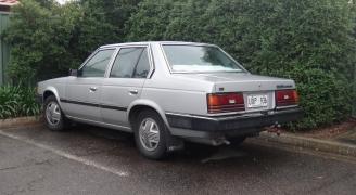 トヨタ・コロナ(T140系・まだFRの頃)