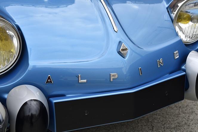 アルピーヌ A110(クラシック)