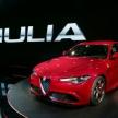 510馬力、0-100km/h加速3.9秒!アルファロメオ 新型ジュリアはフェラーリのエンジンを搭載