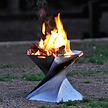 形だけじゃない!いろいろすごいオンウェーの聖火焚火台を使ってみた!