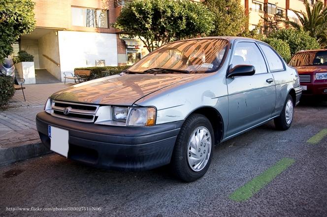 トヨタ ターセル 1995