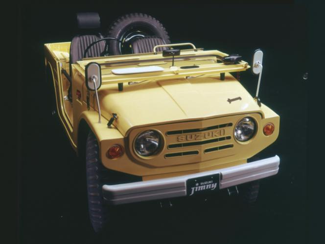 ジムニー LJ10