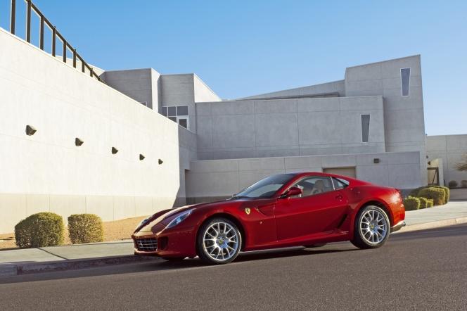 フェラーリ 599 GTB フィオラノ