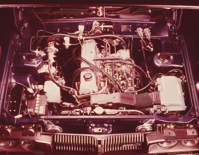 L20Eエンジン