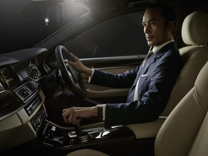 BMW5 特別仕様車 セレブレイションエディション バロン