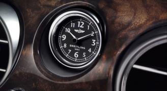ベントレーの時計