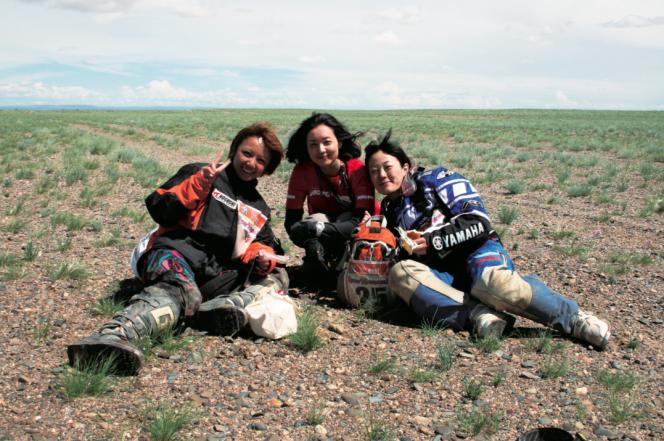 アヘッド Rally Mongolia 2012