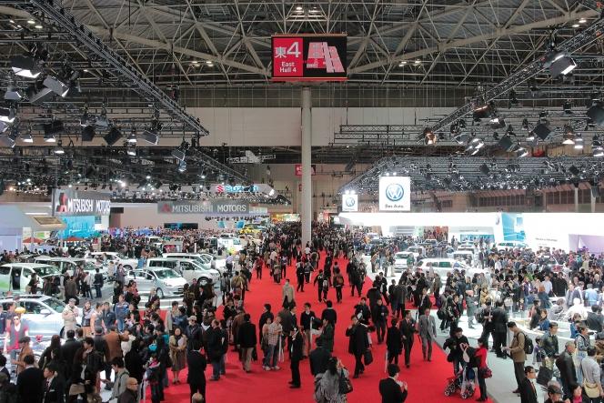 アヘッド 東京モーターショー 2013