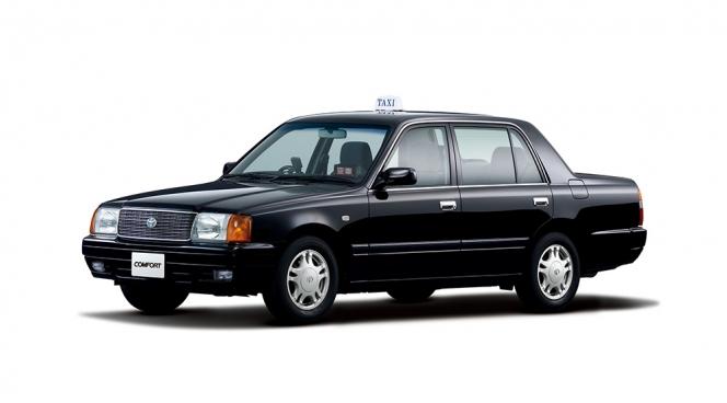 トヨタ コンフォート タクシー
