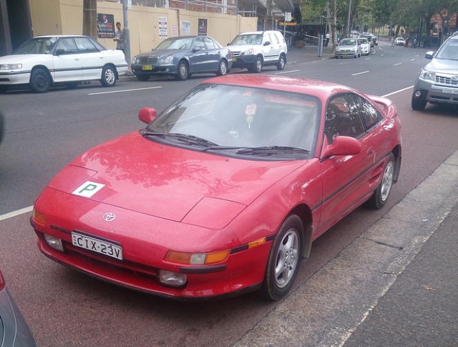Toyota MR2 G-Limited